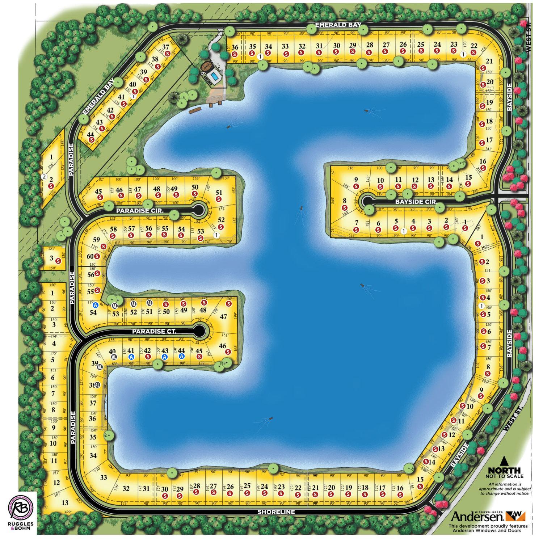 Floor Plans – Emerald Bay Estates